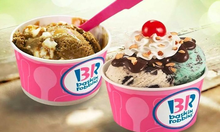 Baskin Robbins Juhu, Special Offers On Food & Beverages By