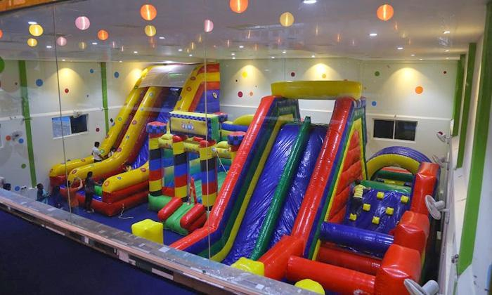 The Jump Zone Madhapur, Special Offers on Activities by ...