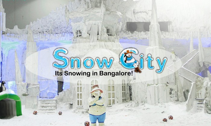 Snow City Jayamahal Special Offers On Activities By Nearbuy