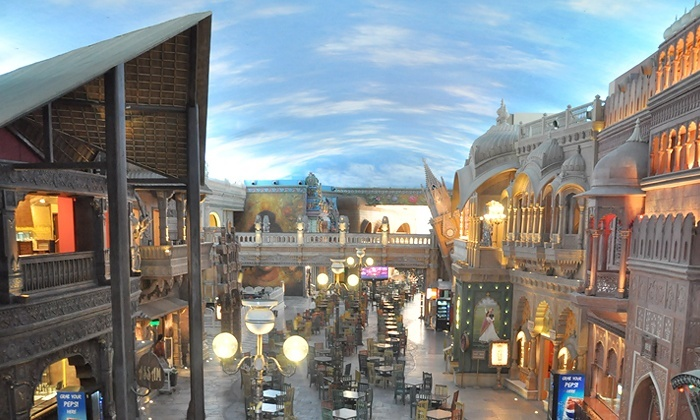 Kingdom of dreams discount coupons