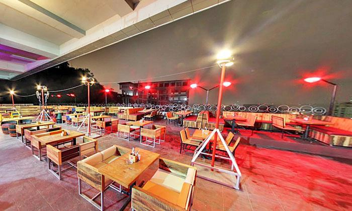 Rude Lounge Powai, Special Offers on Food & Beverages by ...