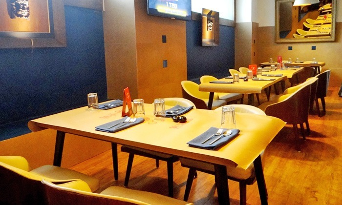 Restaurant SOI The Asian Street Kitchen, Esplanade Kolkata deal and offers