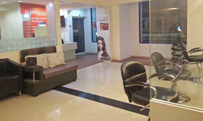 Jawed habib hair beauty hsr layout special offers on beauty jawed habib hair beauty hsr layout special offers on beauty salon by nearbuy reheart Choice Image