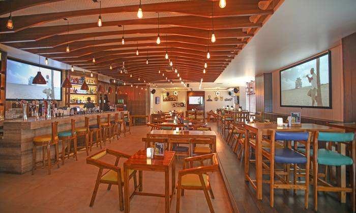 Pic/Image Feel Alive Bar & Restaurant Sector 29 Gurgaon DISCOUNT