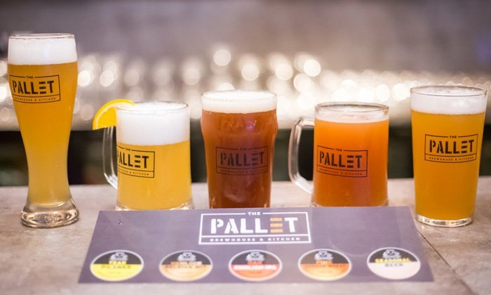 pic/photo/video The Pallet - Brewhouse & Kitchen, Whitefield, Bangalore