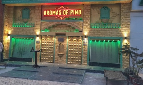 Aromas of Pind Badarpur New Delhi deals