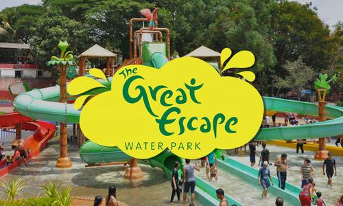 37 discount at the great escape resort friends colony virar water