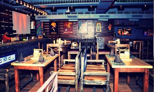 38% Discount on Themis Barbecue House Netaji Subhash Place