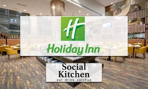 Social Kitchen - Holiday Inn New Town