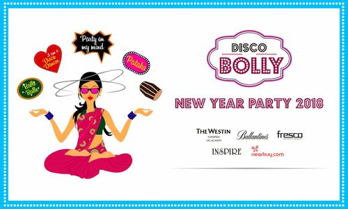 New Year 2018 The Westin Chennai - ABSOLUT & Disco Bolly Picture