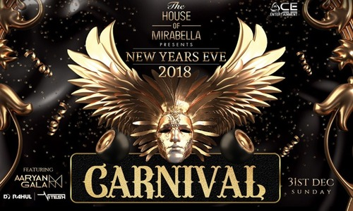 New year 2018 The House of Mirabella Mumbai deal pic