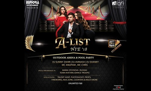 Pic/Image Aloft Hotel Whitefield, Bangalore: A-List New Year 2018 deal