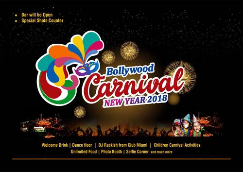 Pic/Image NYE 2018 Diamond Water Park Pune The Bollywood Carnival 2018