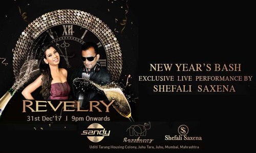 Razzberry Rhinoceros Juhu with Exclusive live performance by Singer Shefali Saxena