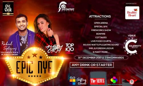 Photo Picture New Year 2018 Celebrity Resort Mandaipalle Hyderabad deal