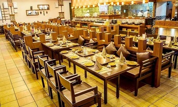 Buy 3, Get 25% Cashback: Buffet with Soft Drink