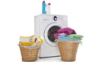 Choice of Wash, Dry Cleaning, Laundry and Ironing Services