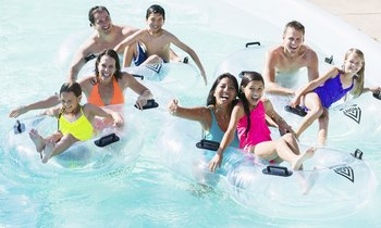 Entry Tickets to Amusement & Water Park with Meal
