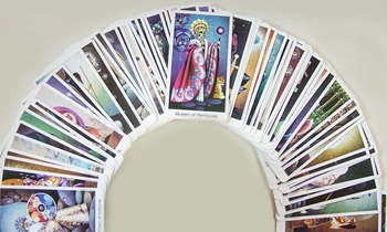 Choice of Tarot Card and More