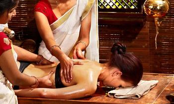 Full Body Massage & Diamond Facial