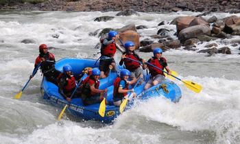 Stay for 2 and More with Buffet Meal and Rafting