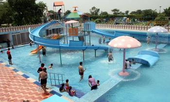 Entry Tickets to Amusement & Water Park