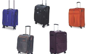Additional 15% OFF Luggage, Backpacks and Travel Accessories