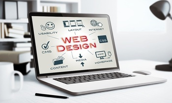 Business Website Design, Logo OR Leaflet Design for Business