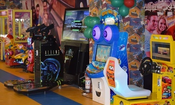 Arcade Games with Starters and Juice