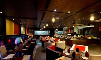 Buy 3, Get 25% Cashback: Buffets and TDH Lunch & Dinner