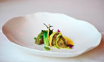 Cuisine: Modern Indian, Contemporary European