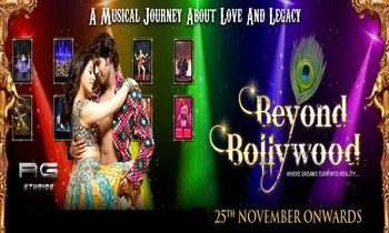 Entry Tickets to Beyond Bollywood