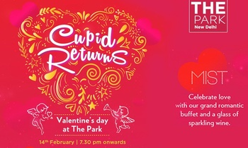 Valentine's Day Special: Buffet with Glass of Sparkling Wine
