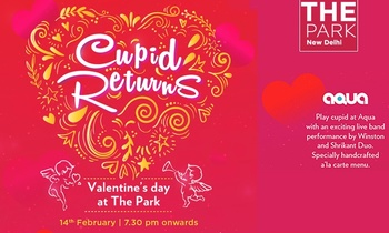 Valentine's Day Special: Dinner with Live Band Performances